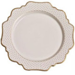 Simply Anna Antique Polka Dinnerware | Gracious Style