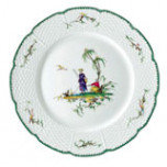 Si Kiang #3 Salad Plate 7.75 in Round