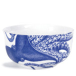 Blue Lucy 10.5 in Presentation Bowl