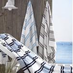 Spiaggia Marina Beach Towel 40 x 70 in