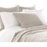 Stone Washed Linen Natural Bedding | Gracious Style
