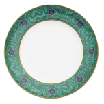 Tony Duquette Green Malachite Dinnerware