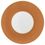 Tresor Orange Dinnerware | Gracious Style
