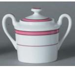 Tropic Pink Sugar Bowl
