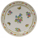 Footed Seder Plate 14 In D, Modified Vbo
