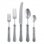 Pewter Classic Flatware