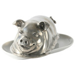 Pig Butter Dish | Gracious Style