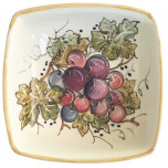 Vineyard Purple Grape Dinnerware