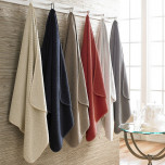 Abeille Bath Towels