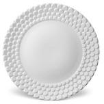 Aegean Sculpted White Dinnerware | Gracious Style