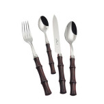 Africa Wood Rio Stainless Flatware