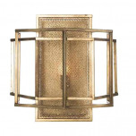 Chan Geo Look #3 Sconce Gold