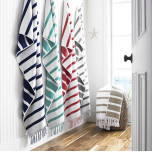 Alanya Beach Towel 40 x 70 in