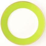 Arc-en-Ciel Almond Green Dinnerware