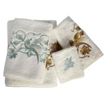 Rossignol Bath Towels | Gracious Style