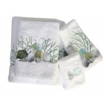 Shell Bath Towels | Gracious Style