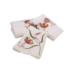 Tiger Lily Bath Towels | Gracious Style
