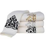 Arabesque Bath Towels