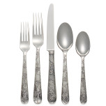 Black Orchid Flatware