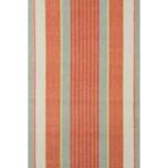 Autumn Stripe Woven Cotton Rug | Gracious Style