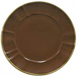 Chargers Chocolate Charger 12.5 in Round | Gracious Style