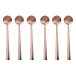 Nagasaki Coffee Spoons set/6 Copper