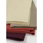 Plain cotton napkins placemats | Gracious Style