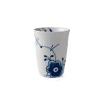 Blue Fluted Mega Thermal Mug Latte 13oz.