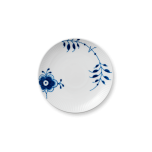 Blue Mega Bread & Butter Plate Coupe 7.5 in.
