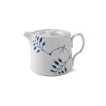 Blue Fluted Mega Teapot 25 Oz