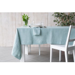 Porto Turquoise Table Linens