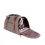 Wagwear Cotton Ripstop Pet Carrier | Gracious Style