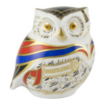 Wise Owl Paperweight