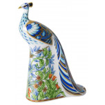 Manor Peacock Paperweights Collection 7.5 in. High