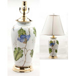 Blue Iris Special Edition Lamp