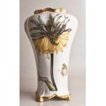 Giftware Fritillaria Lutea Tulip Vase 9 in High