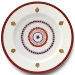 Agra Rust Dinnerware