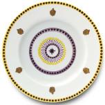 Agra Yellow Dinnerware