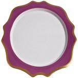 Anna's Palette Purple Orchid Dinnerware