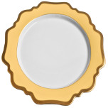 Anna's Palette Sunburst Yellow Dinnerware