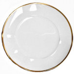 Simply Elegant Gold Dinnerware