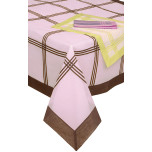 Sheer Pleats Organdy Table Linens Napkins Placemats   Gracious Style