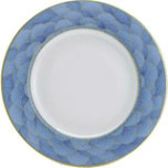 Eventails Bleu Dinnerware (Special Order) | Gracious Style