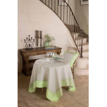 Eugenie Amande Table Linens