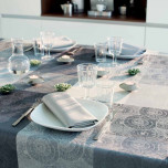 Tablecloth Mille Sunshine 150x150 Cm 59 in.x59 in