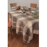 Mille Wax Argile Coated Stain-Resistant Table Linens