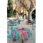 Mille Wax Cocktail Coated Stain-Resistant Table Linens