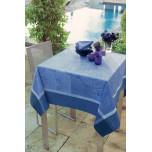 Sunshine Blue Tablecloth 61