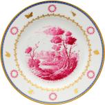 Paesaggi Oro Dinnerware | Gracious Style