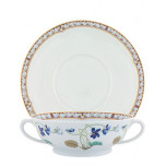 Imperatrice Eugenie Soup Cup/Saucer 24 Cl